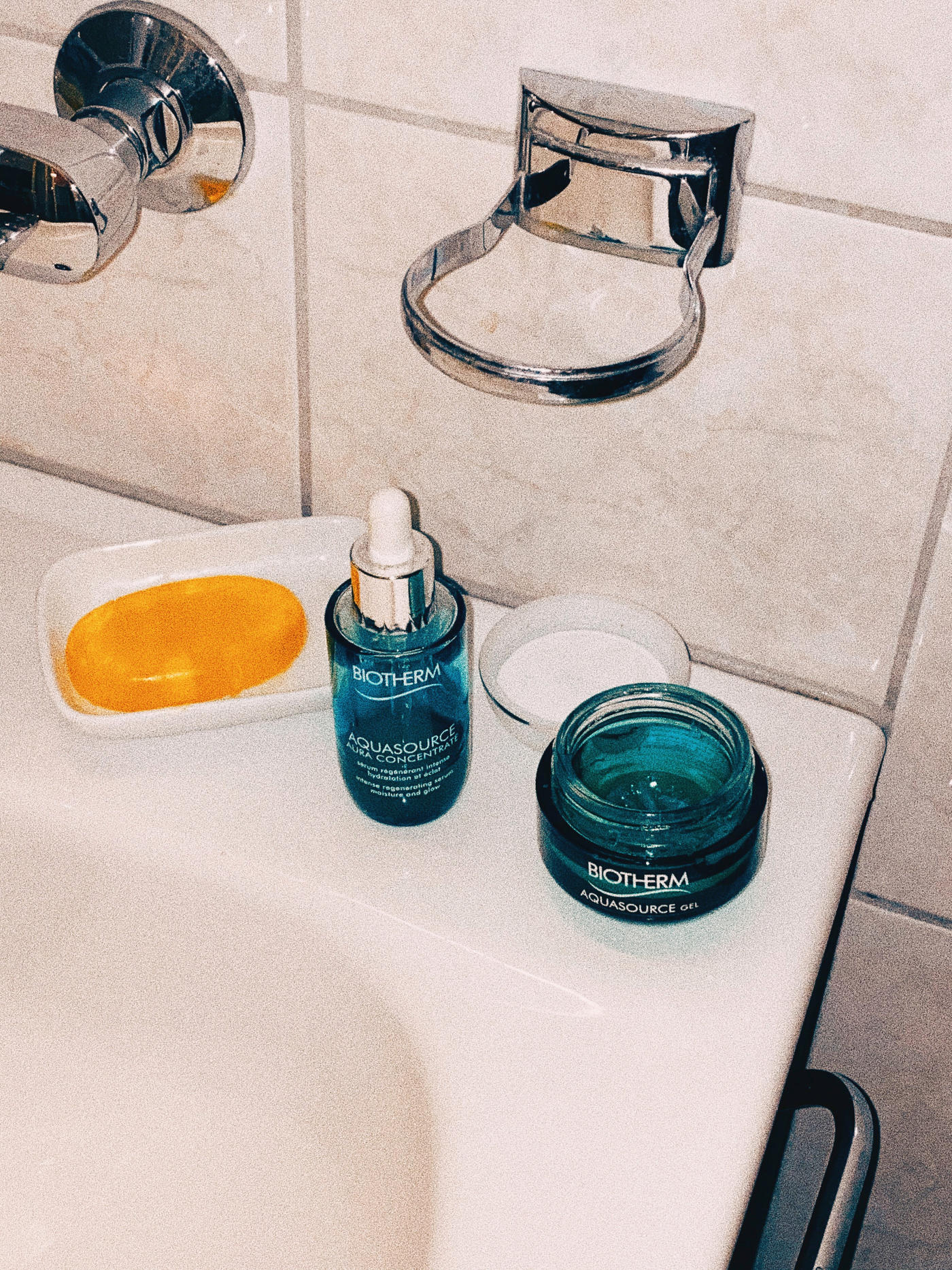 Skin-Care Routine mit Biotherm