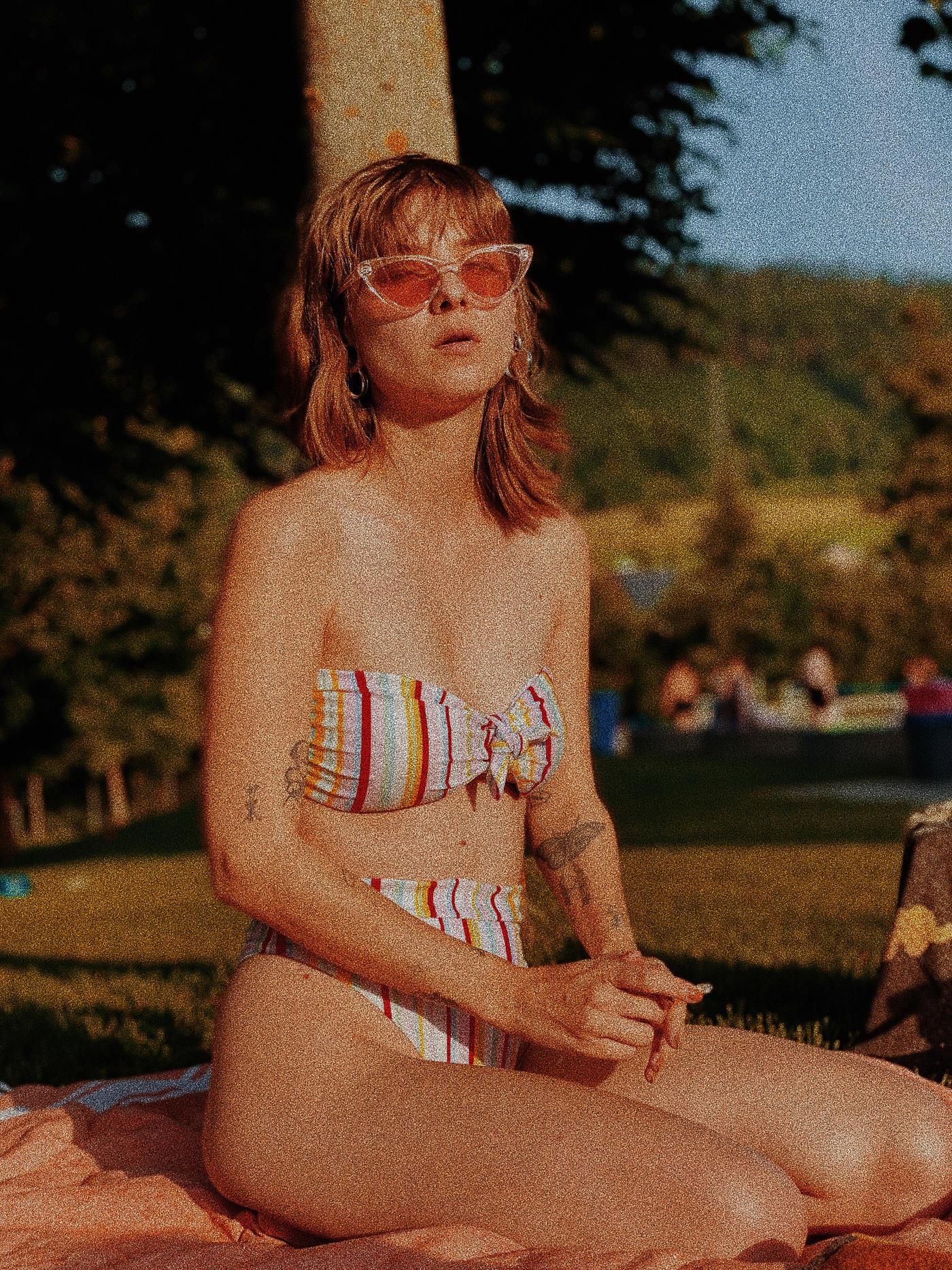 summer-bikini-highwaist-Retro-Bikini